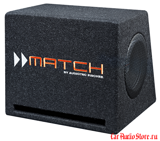Audiotec Fisher Match PP 7E–D