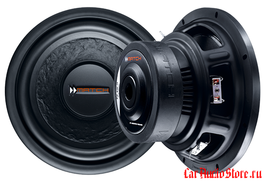 Audiotec Fisher Match PP 8W-Q