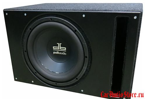 Polk Audio db1040 vented box