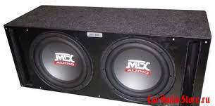 MTX RT12-44x2 vented box